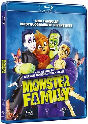Monster Family (2017).avi BDRiP XviD AC3 - iTA