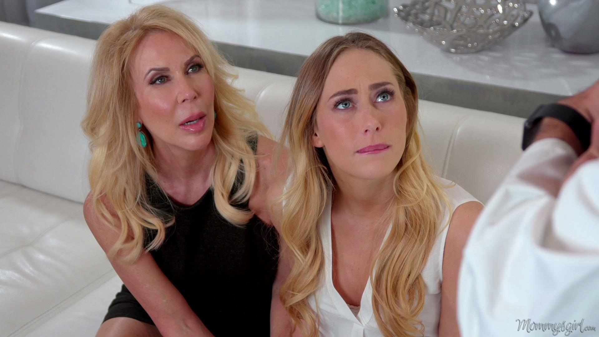 MommysGirl – Carter Cruise And Erica Lauren Waiting Is The Hardest