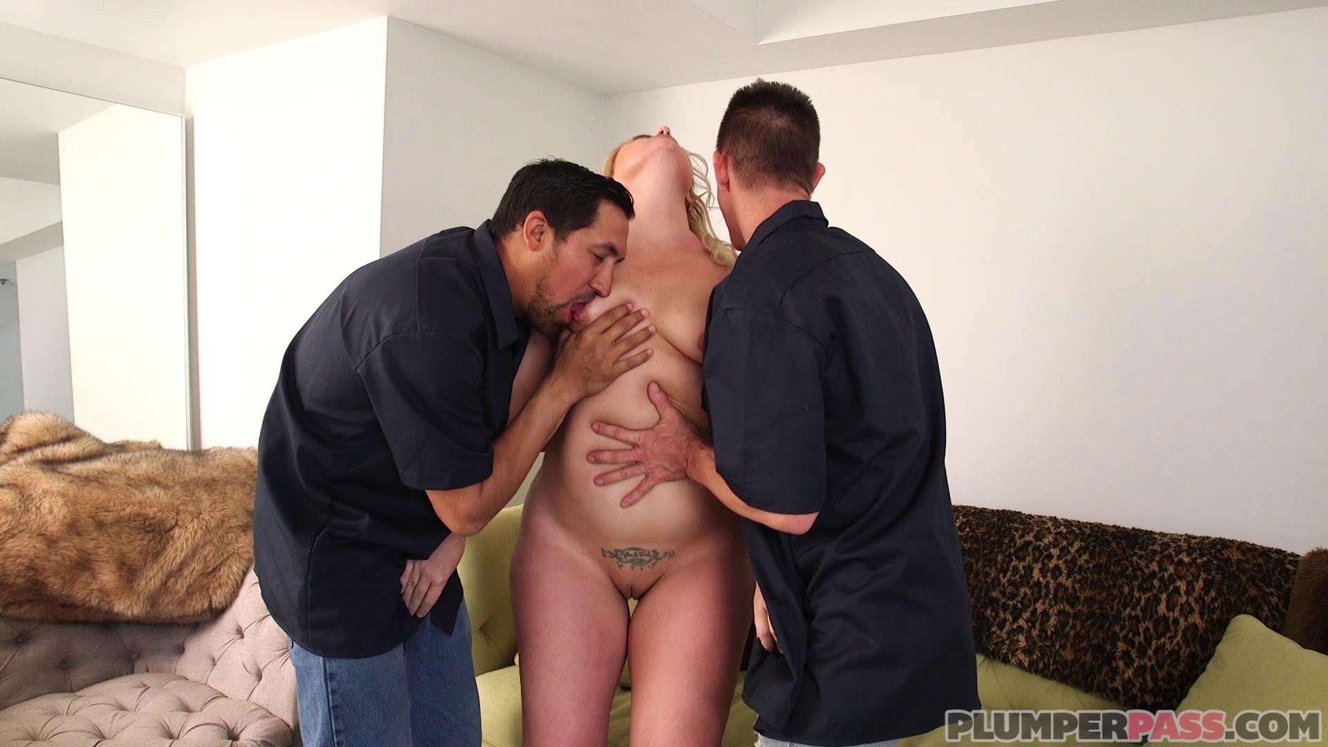 PlumperPass – Selah Rain Move Into My Ass