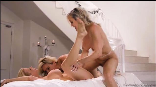 SweetheartVideo – Cherie Deville, Alexis Fawx , Brandi Love  – Sweetheart Sisters Threesome