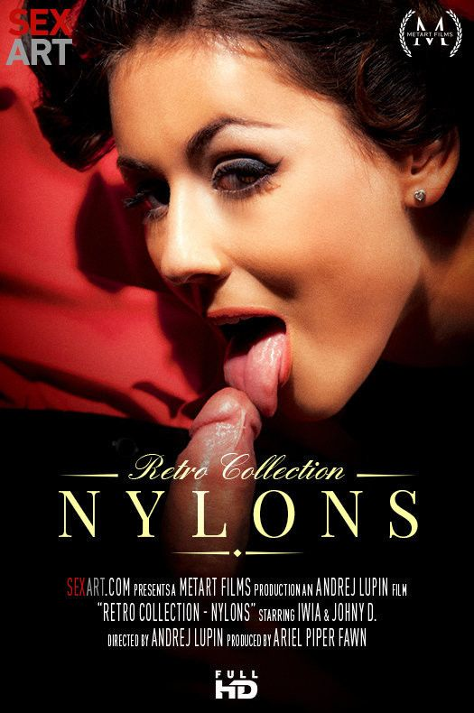 SexArt: The Retro Collection – Nylons –  Iwia A