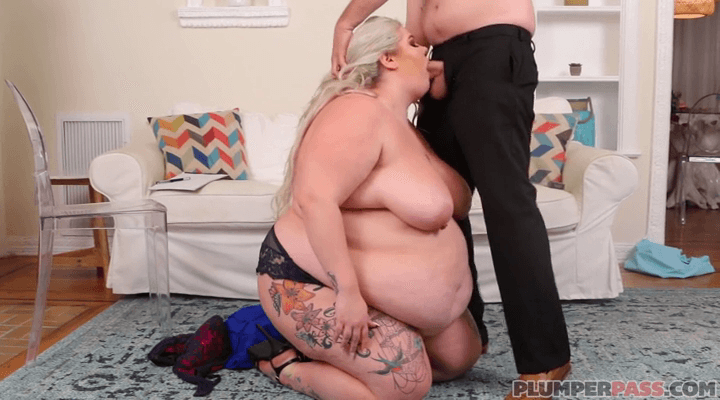 PlumperPass – Busty Brogan – Smoke And Blow