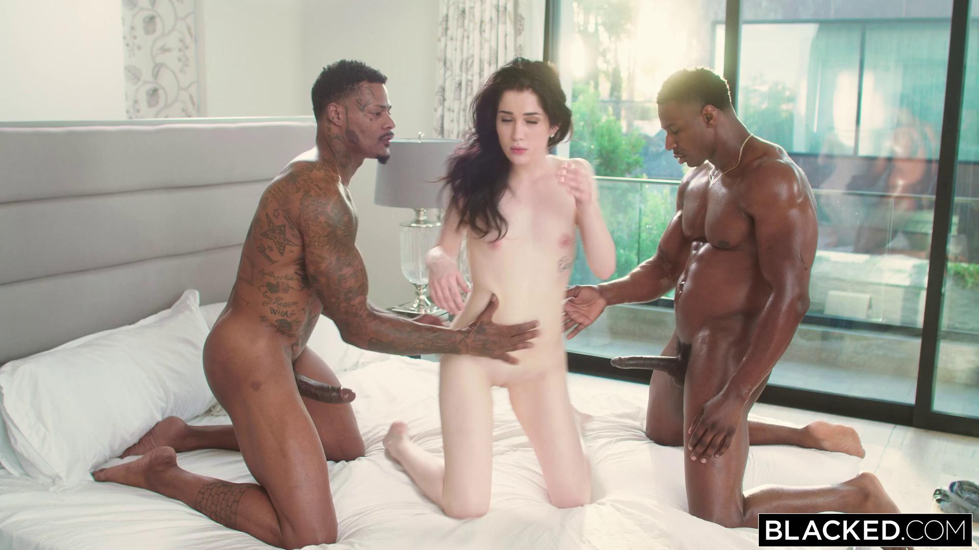 Blacked – Evelyn Claire