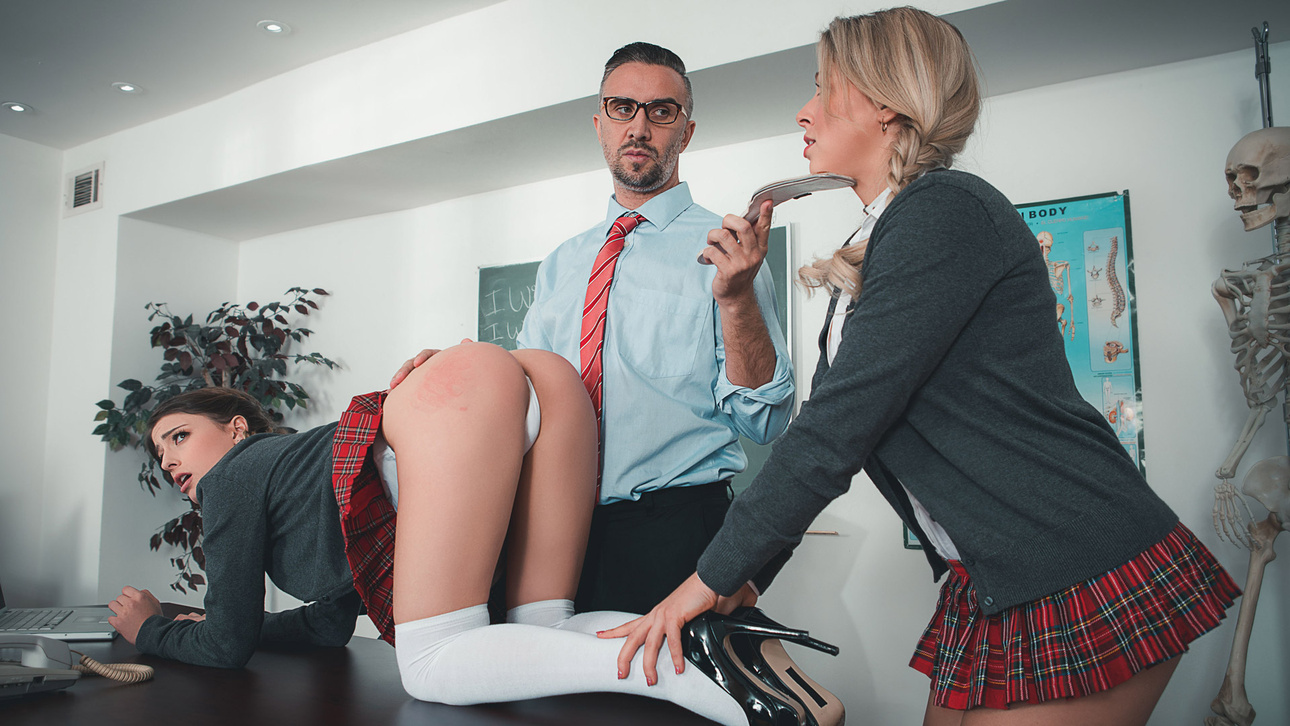 DigitalPlayground – Keirans School Anal Training Part – Zoey Monroe