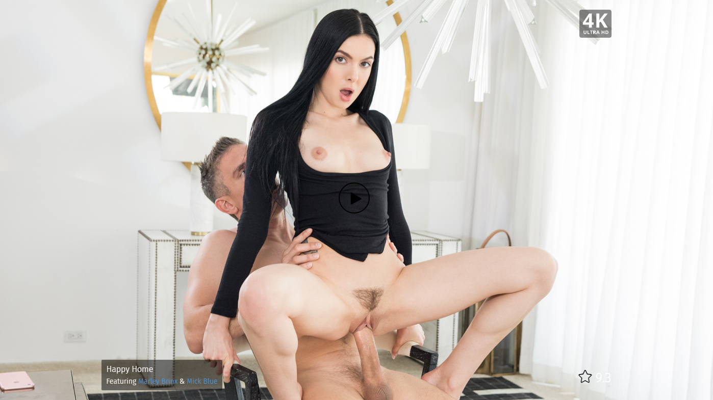 Vixen –  Happy Home – Marley Brinx