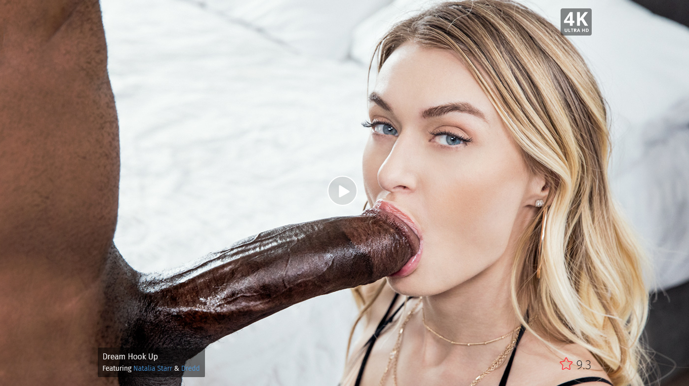 Blacked – Dream Hook Up – Natalia Starr