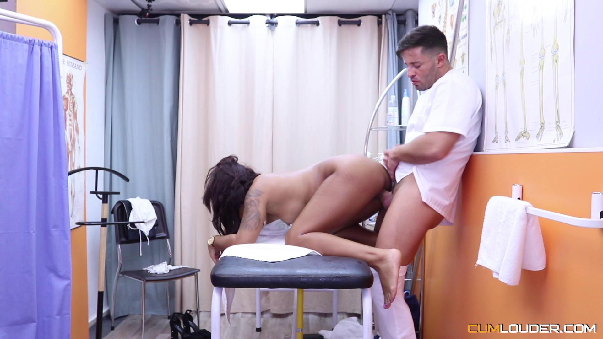 TheFuckingClinic – Sheyla Gomez