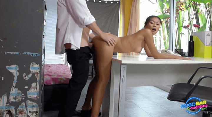 GogoBarAuditions  – Chantana – You Pay Bar Fines And She See Dollar Signs