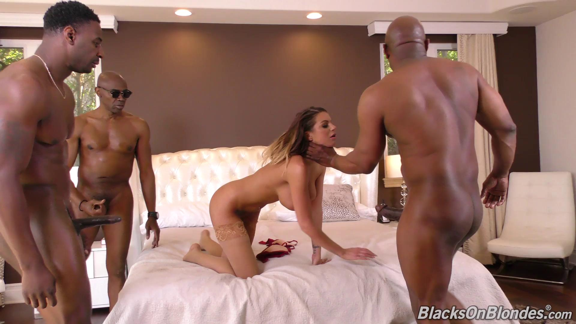 BlacksOnBlondes – Brooklyn Chase