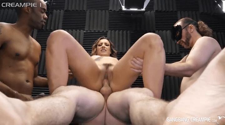 GangbangCreampie – G154 Sophia Grace