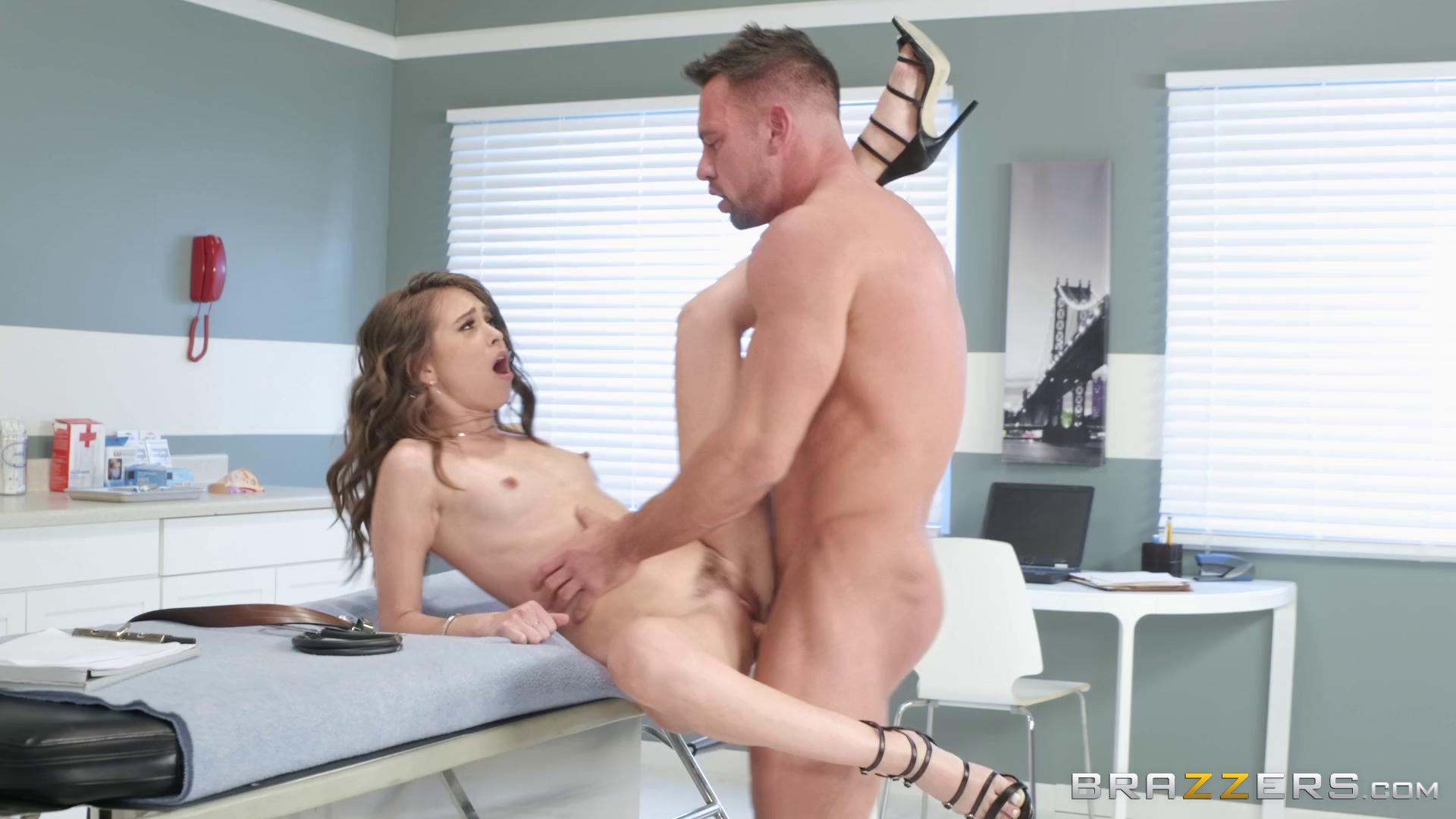 DoctorAdventures – Riley Reid Throat Treatment