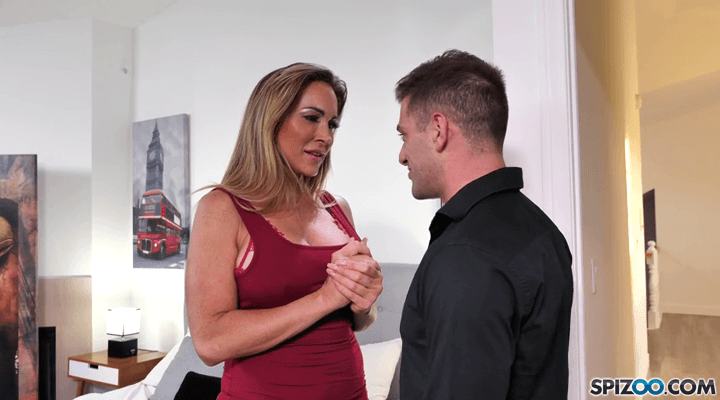 Spizoo – Aubrey Black – Perfect Date