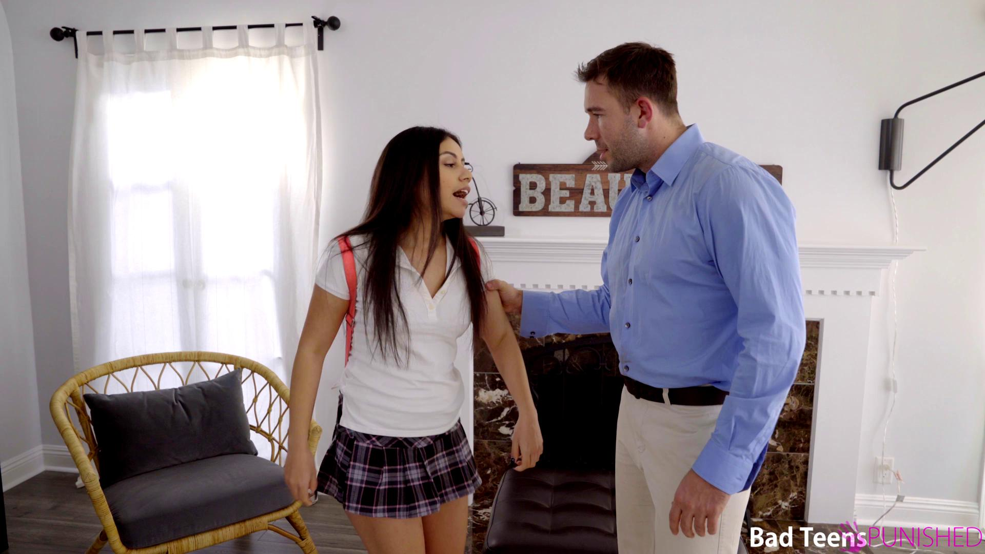 BadTeensPunished – Rose Darling The Dress Code