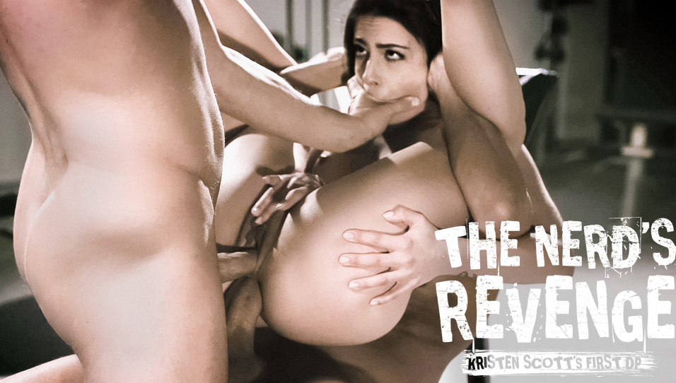 PureTaboo – The Nerd's Revenge – Kristen Scott