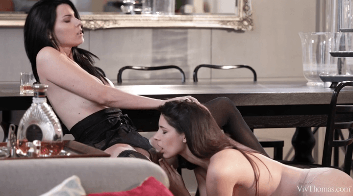VivThomas – Cindy Hope , Zafira – Lap Dance