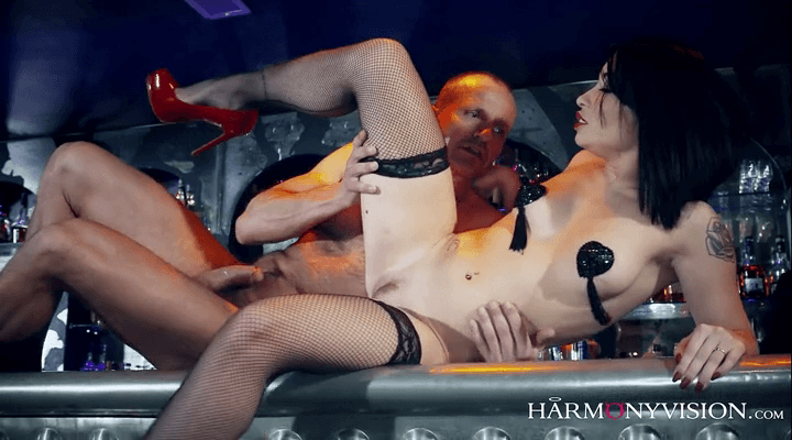 HarmonyVision – Rina Ellis – Sexual Dance