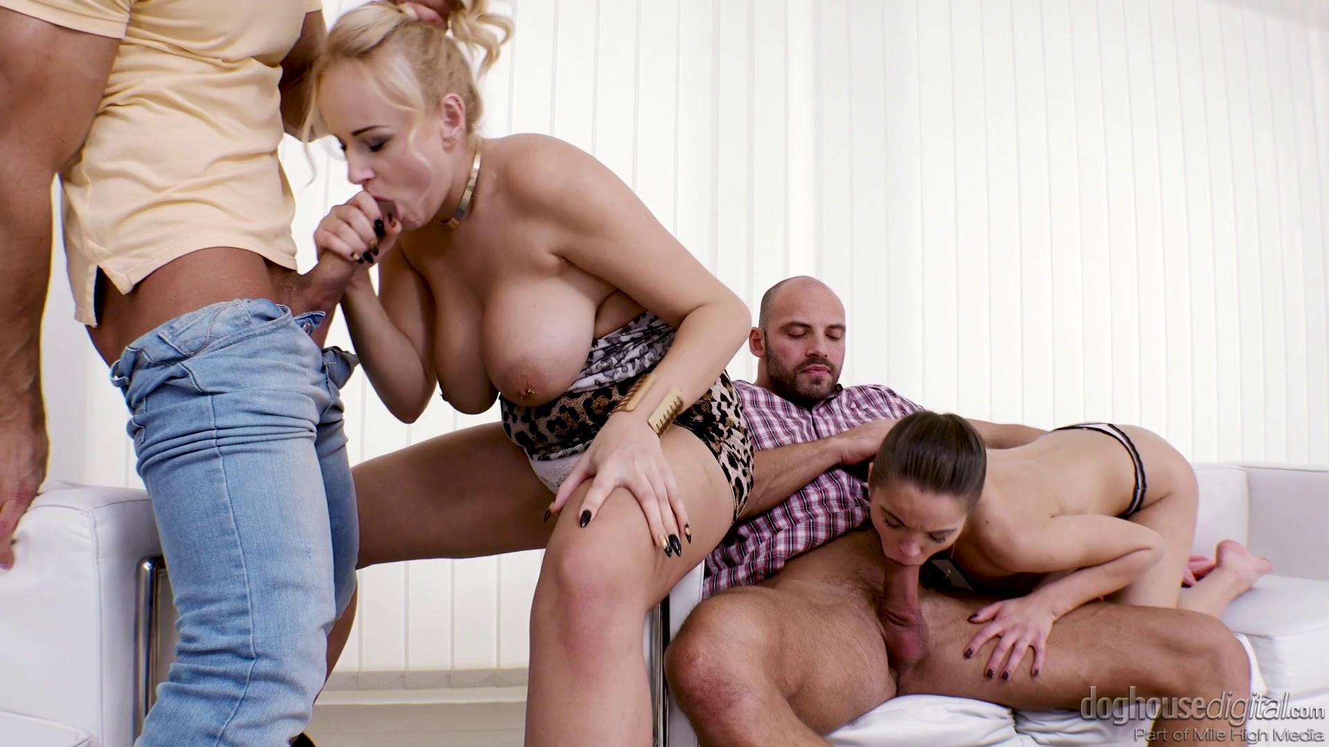 DogHouseDigital – Angel Wicky And Eveline Darling I Have Your Boyfriend Now